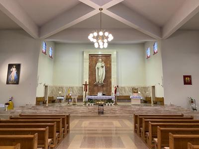 Suma odpustowa Kościół NMP Królowej Polski